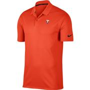 Virginia Tech Nike Golf Vault Logo Dry Victory Solid Polo