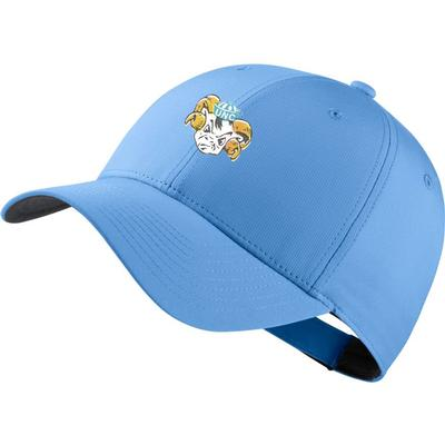 UNC Nike Golf Retro Rameses Logo Dri-Fit Tech Cap
