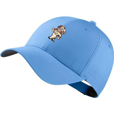 UNC Nike Golf Dri-Fit Strutting Rameses Tech Cap