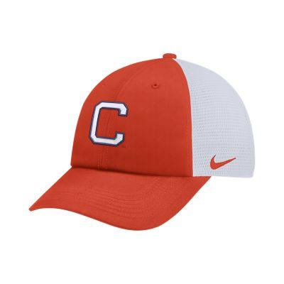 Clemson Nike Heritage86 Vault Logo Trucker Hat
