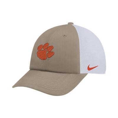 Clemson Nike Heritage86 Trucker Hat