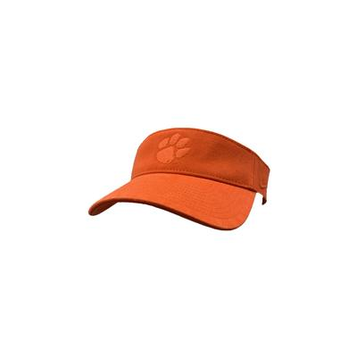 Clemson Nike Pigment Washed Adjustable Visor