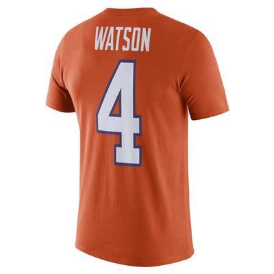 Clemson Nike Deshaun Watson Jersey Tee