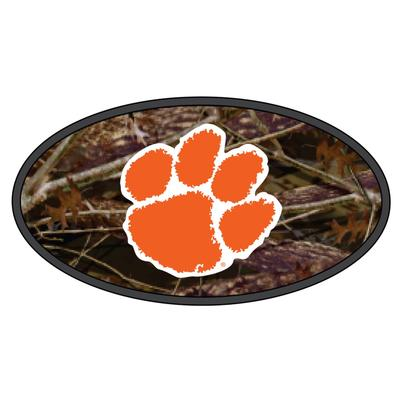 Clemson Tigers Camo Hitch Cover