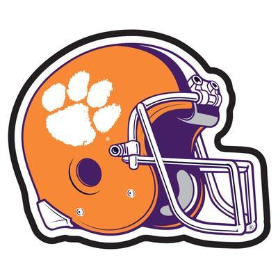 Clemson Football Helmet Hitch Cover