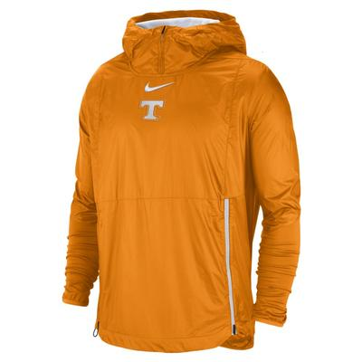 Tennessee Nike Pullover Fly Rush Jacket