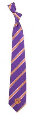 Clemson WP Stripe Tie