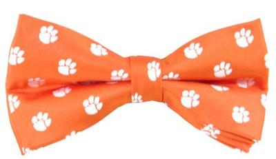 Clemson Repeat Logo Bow Tie