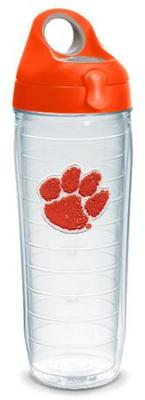 Clemson Tervis 24oz Vault Water Bottle