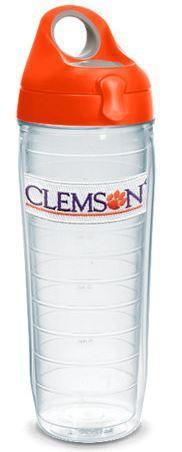 Clemson Tervis 24oz Water Bottle