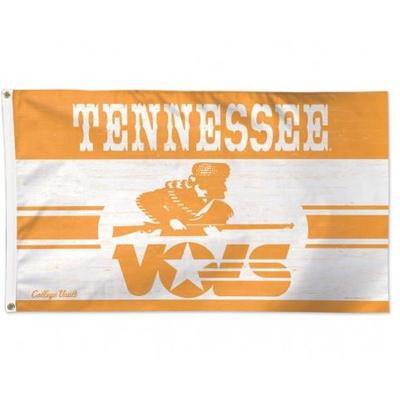Tennessee Rifleman Deluxe House Flag (3'X5')