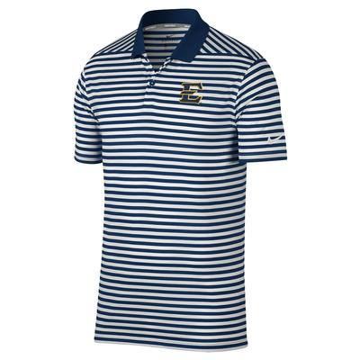 ETSU Nike Golf Victory Stripe Polo