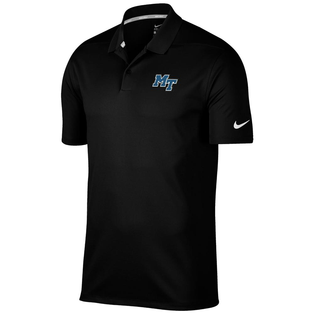 Mtsu Nike Golf Victory Solid Polo