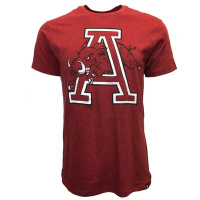 Arkansas '47 Vault Club Tee