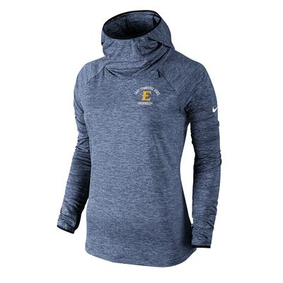 ETSU Nike Women's Heathered Element Hoodie