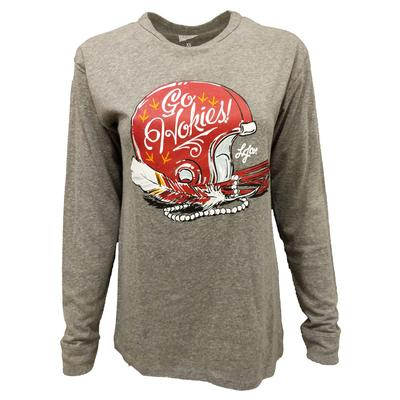 Virginia Tech Lauren James Gameday Gear L/S T-Shirt