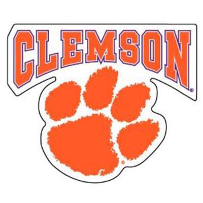 Clemson Paw 8