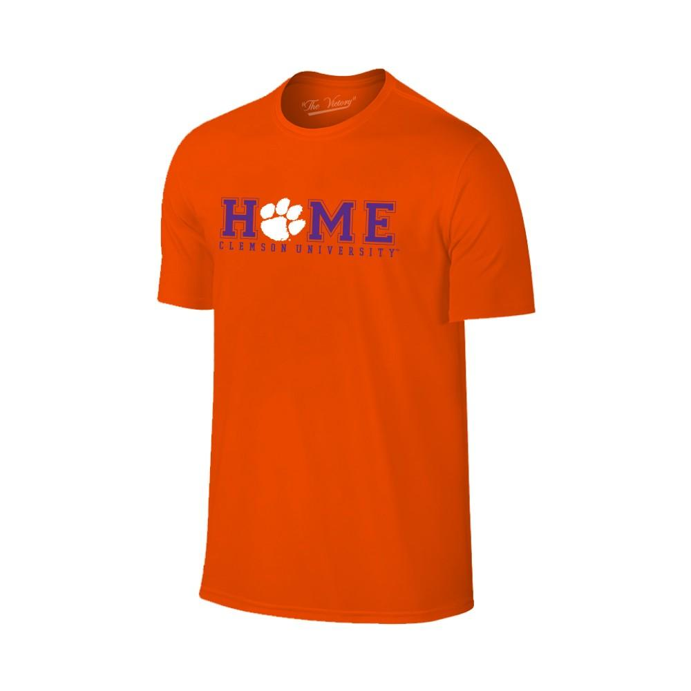 Clemson Home Short Sleeve Tee