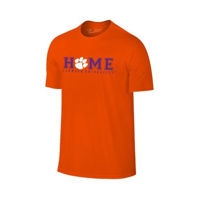 Clemson Home Short Sleeve Tee