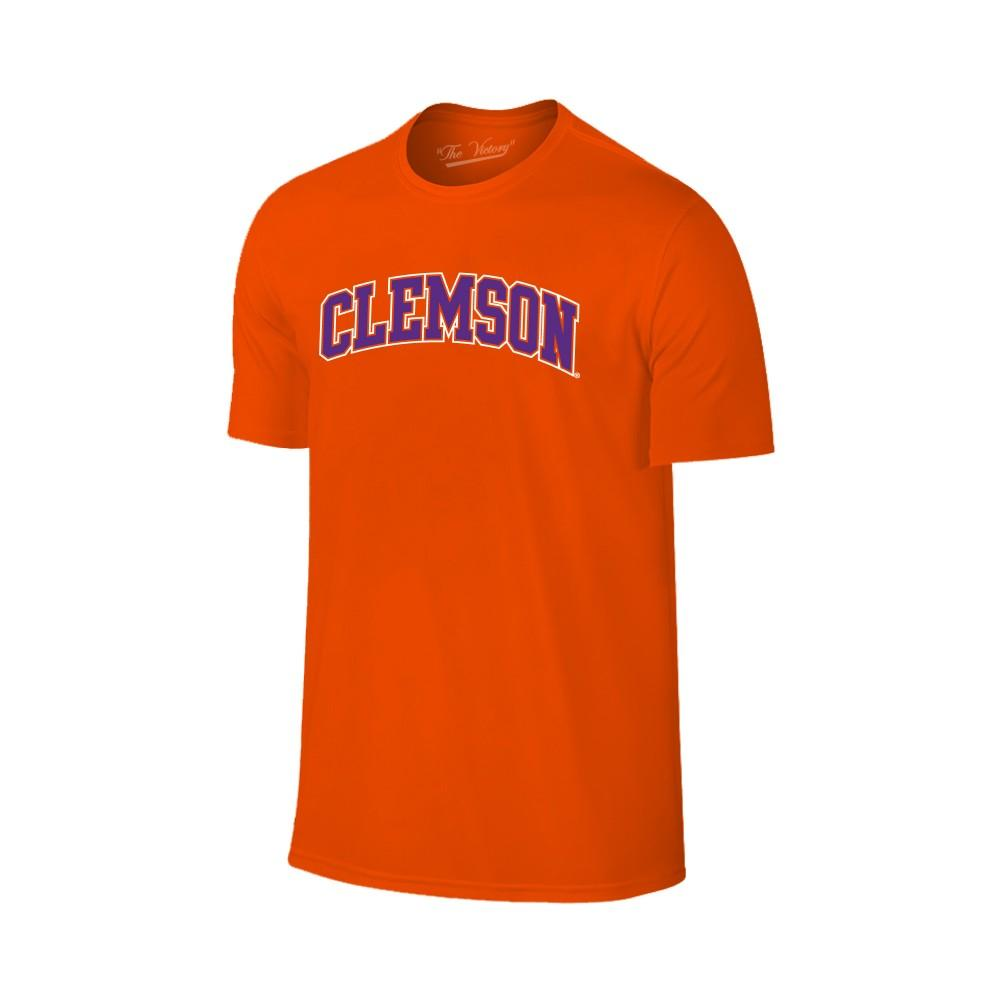 Clemson Youth Arch Outline Short Sleeve Tee