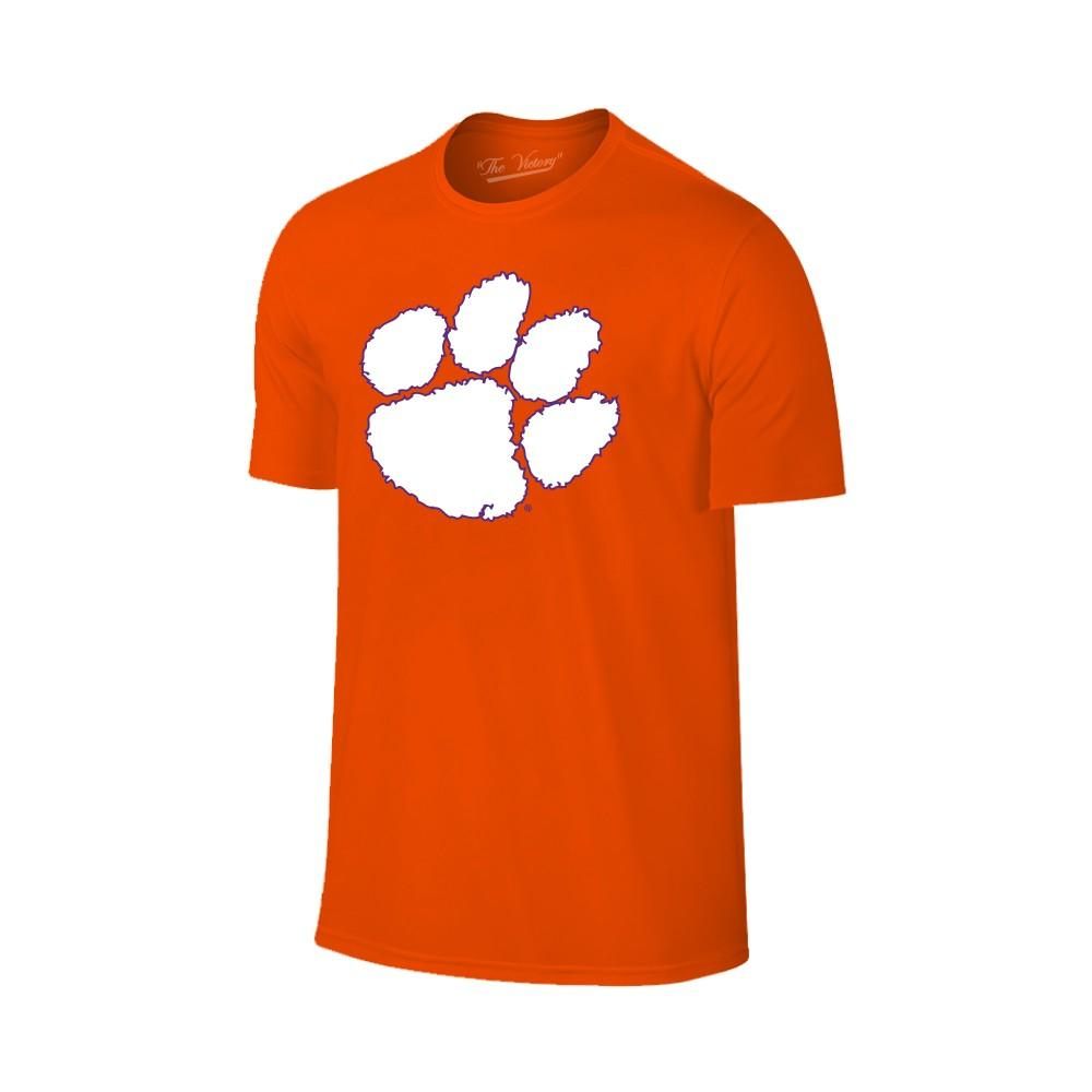 Clemson Youth Giant Paw Logo Tee