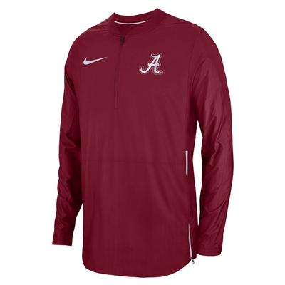 Alabama Nike Lockdown 1/4 Jacket