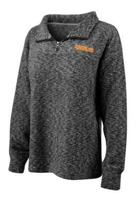 Tennessee Woolly Threads Slub Knit 1/4 Zip Pullover