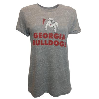 Georgia 47' Women's Vintage Logo Hero Tee