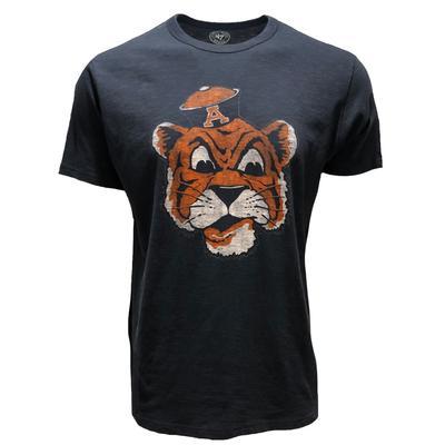 Auburn 47 Cartoon Tiger Scrum T-Shirt