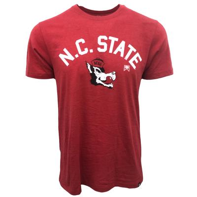 NC State 47' Throwback Arch Club Tee