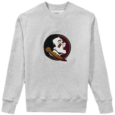 Florida State Hillflint Vintage Chenille Sweater