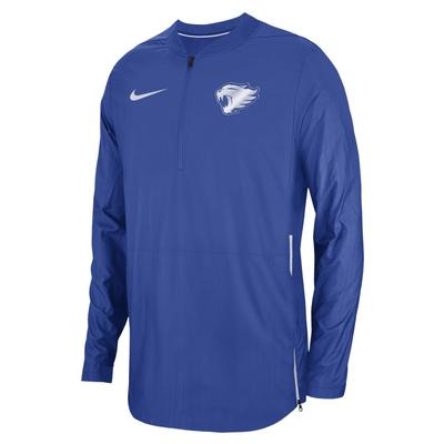 Kentucky Nike Lockdown 1/4 Jacket