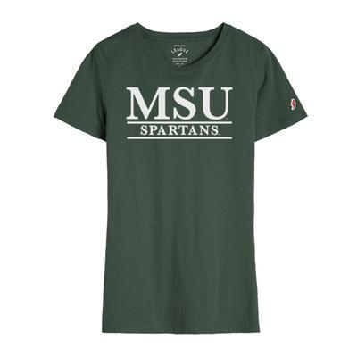 Michigan State League Women's Freshy T-Shirt