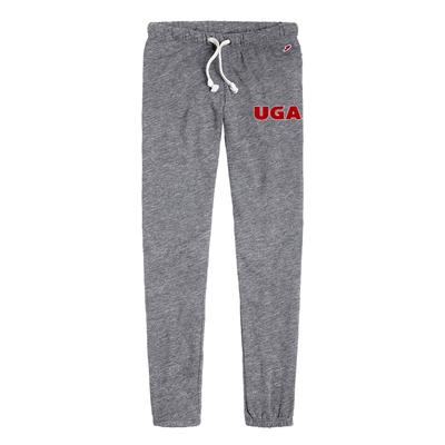 Georgia League Victory Springs Triblend Sweatpants