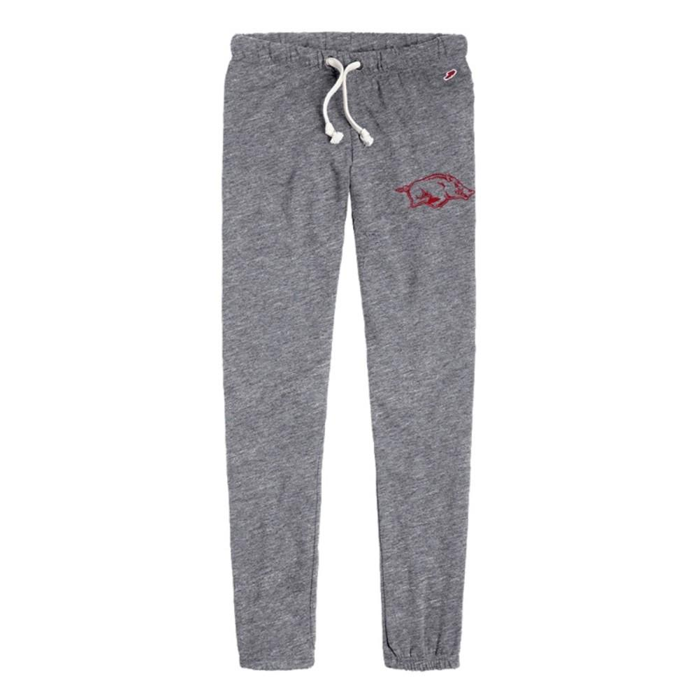 Arkansas League Victory Springs Triblend Sweatpants