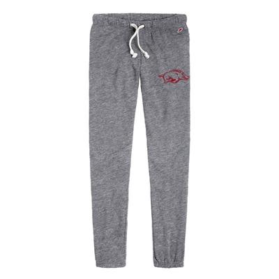 Arkansas League Victory Springs Triblend Sweatpants FALL_HTHR