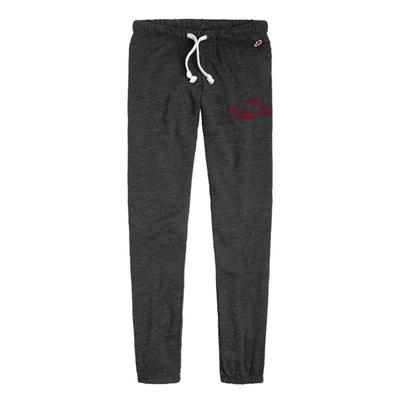 Arkansas League Victory Springs Triblend Sweatpants VAR_SLATE