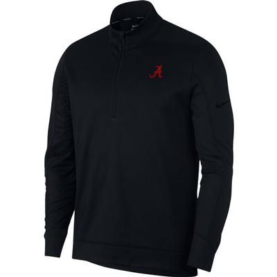 Alabama Nike Golf Therma Repel 1/2 Zip Pullover