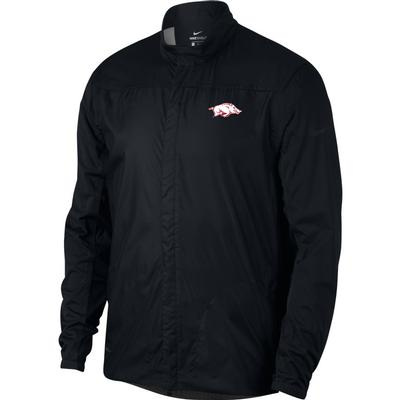 Arkansas Nike Golf Men's Shield Golf Jacket