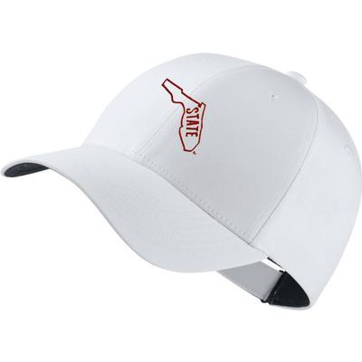 Florida State Nike Golf Dri-Fit Vault State Tech Cap