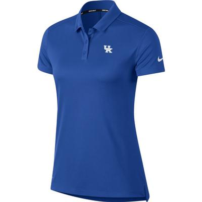 Kentucky Nike Golf Women's Dry Solid Polo