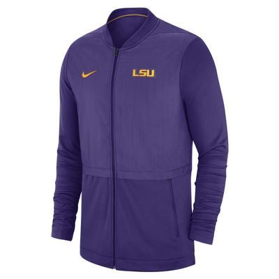 LSU Nike Elite Hybrid Jacket