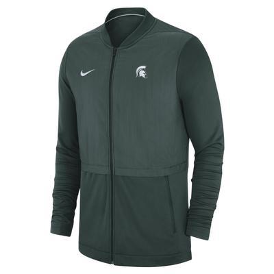 Michigan State Nike Elite Hybrid Jacket