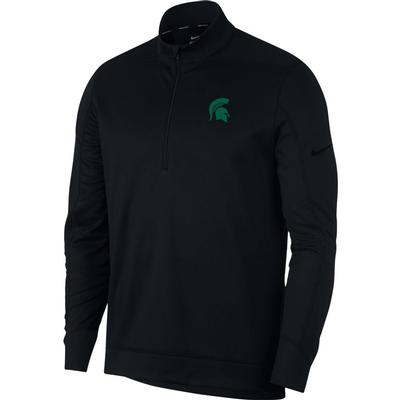 Michigan State Nike Golf Therma Repel 1/2 Zip Pullover