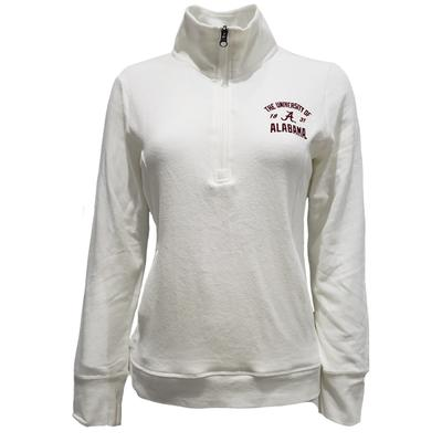 Alabama Champion Women's University Lounge 1/4 Zip Pullover