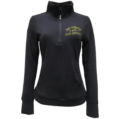 ETSU Champion Women's University Lounge 1/4 Zip Pullover
