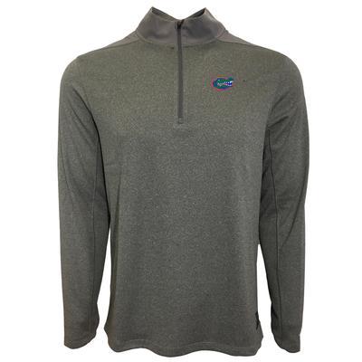 Florida Nike Golf 1/2 Zip Golf Pullover GUNSMOKE