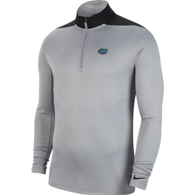 Florida Nike Golf 1/2 Zip Golf Pullover WOLF_GREY