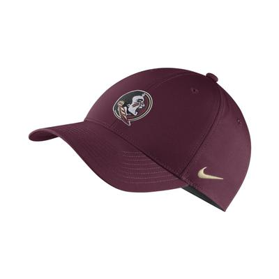 Florida State Nike Dry Legacy91 Tech Adjustable Hat