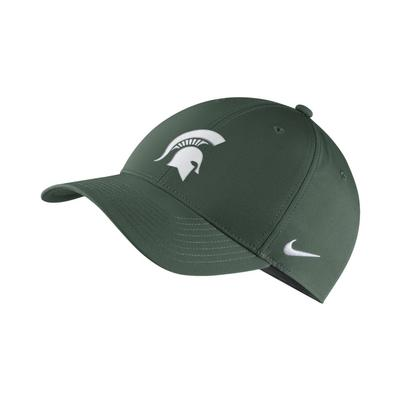 Michigan State Nike Dry Legacy91 Tech Adjustable Hat
